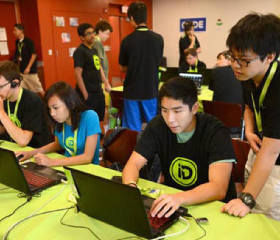 美国芝加哥iD Tech 科技夏令营